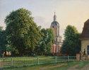 Kirche im Park von Schloß Buch