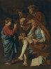 Der 12-jährige Jesus unter den Schriftgelehrten