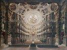 Innere Ansicht des Markgräflichen Opernhauses Bayreuth