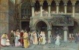 Eine venezianische Hochzeit
