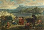 Ovid bei den Skythen
