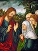 Abschied Christi von den Frauen