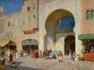 Ein arabischer Basar