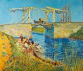 Zugbrücke in Arles (Le Pont de Langlois)