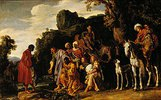 Die Taufe des Mohrenkämmeres