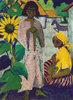 Zigeuner und Sonnenblumen