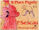 9. Place Pigalle - P. Sescau, Photographe