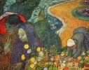 Die Frauen von Arles (Erinnerung an den Garten in Etten)