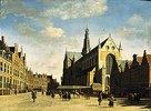 Der große Markt in Haarlem