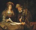 Esther und Mordechai