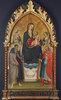 Madonna mit Kind und Heiligen