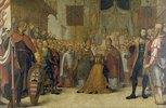Die Krönung Herzog Ottos III.von Niederbayern am 6.12.1305 zum König Bela V