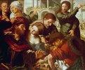 Die Berufung des Matthäus zum Apostelamt