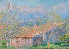 Das Haus des Gärtners in Antibes