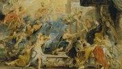 Medici-Zyklus: Apotheose Heinrichs IV. und Proklamation der Regentschaft