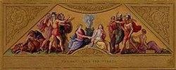 Vermählung von Menelaos und Helen