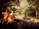 Nessus, Dejanira und Herkules