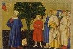 Der hl. Augustinus bekämpft die Ketzerei