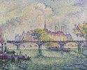 Paris, Blick zur Ile de la Cité
