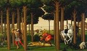 Die Geschichte des Ritters Nastagio degli Onesti