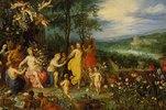 Frühlings-Allegorie. 1616. (Zusammen mit Hendrick van Balen)