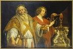 Der hl.Augustin im Priestergewand