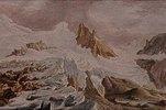 Der Breithorngletscher