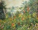 Sommerblüten bei Vetheuil