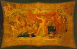 Bacchus unter den Musen