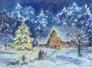 Weihnachten an einem 350 Jahre alten Bauernhof bei Fürstenfeldbruck