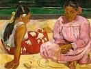 Frauen von Tahiti (oder: Am Strand)