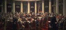 Feierliche Sitzung des Zaristischen Kronrates