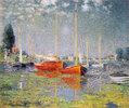 Die roten Boote, Argenteuil