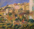 Terrasse in Cagnes