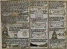 Das Heiligtum von Maastricht und Aachen. Holzschnitt 1468. (Schreiber 1937)