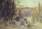 Ein kalter Wintermorgen (Frostig vintermorgon)