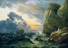 Morgen nach einer Sturmnacht. 1819