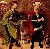 Die hll. Martin und Florian
