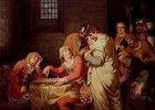 Konrad von Schwaben und Friedrich von Baden erhalten ihr Hinrichtungsurteil in