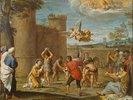 Das Martyrium des hl.Stephan