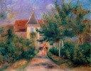 Renoirs Haus bei Essoyes