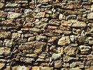 Mauerwerk, Katalonien, Spanien