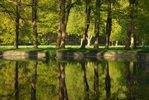 Schlosspark Wasserschloss Mellenthin