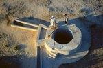 Tunesien; Männer am Brunnen