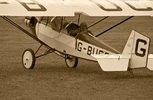 Flugzeug Oldtimer