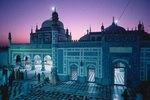 Schrein Shah Abdul Latif