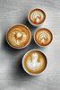 Coffee Style III Cappucchino