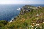 Cape Cornwall bei St. Just, Cornwall, Südengland, Grossbritannien
