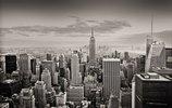 Blick zum Empire State Building, Manhattan, New York City, New York, USA