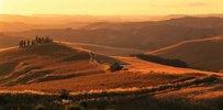 Hills, Volterra, Provinz Pisa, Toskana, Italien